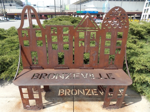 A Bench in Bronzeville