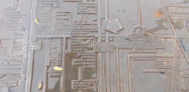 Bronzeville Map Close-Up