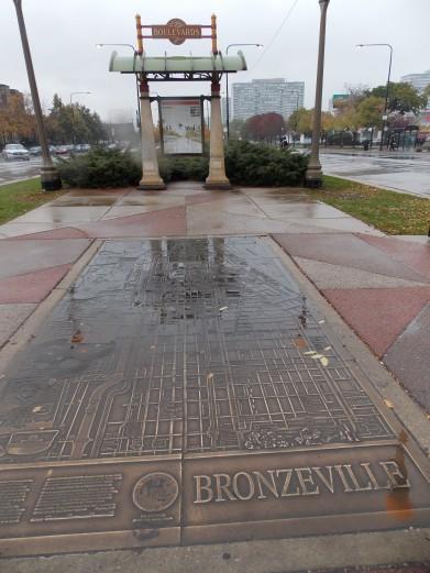 Bronzeville Map